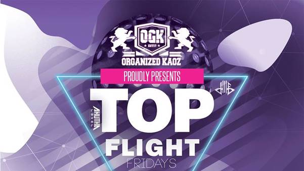 OGK Presents: Top Flight Fridays w/ JonWayne Eaden [LiveStream]
