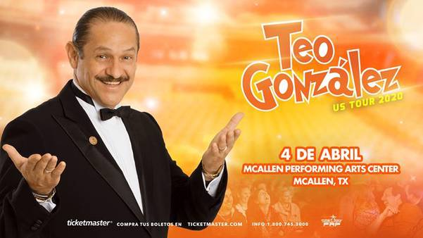 ¡Teo González en McAllen!