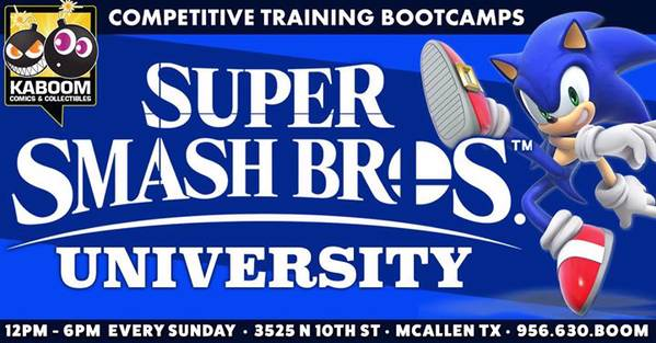Smash University: Super Smash Bros Ultimate Learning