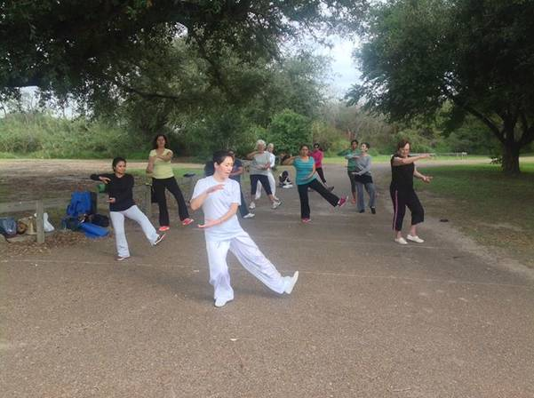 Tai Chi in the Park