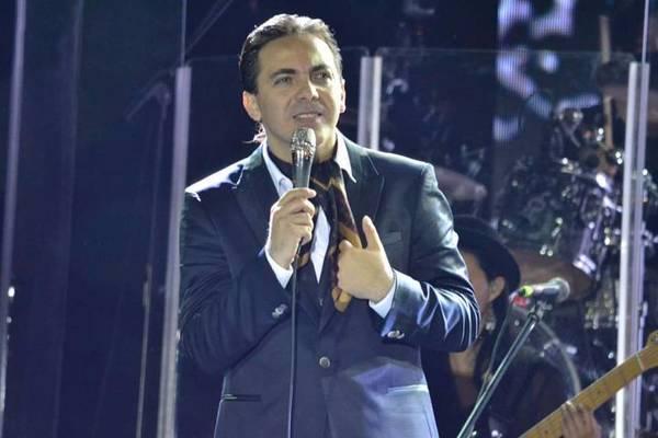 Cristian Castro Hits Tour