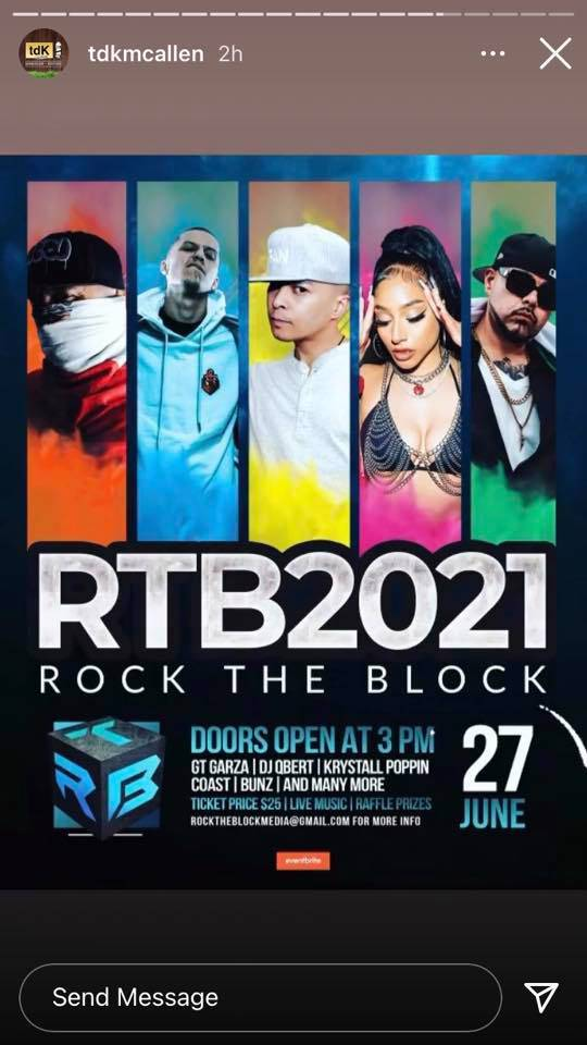Rock the Block 2021