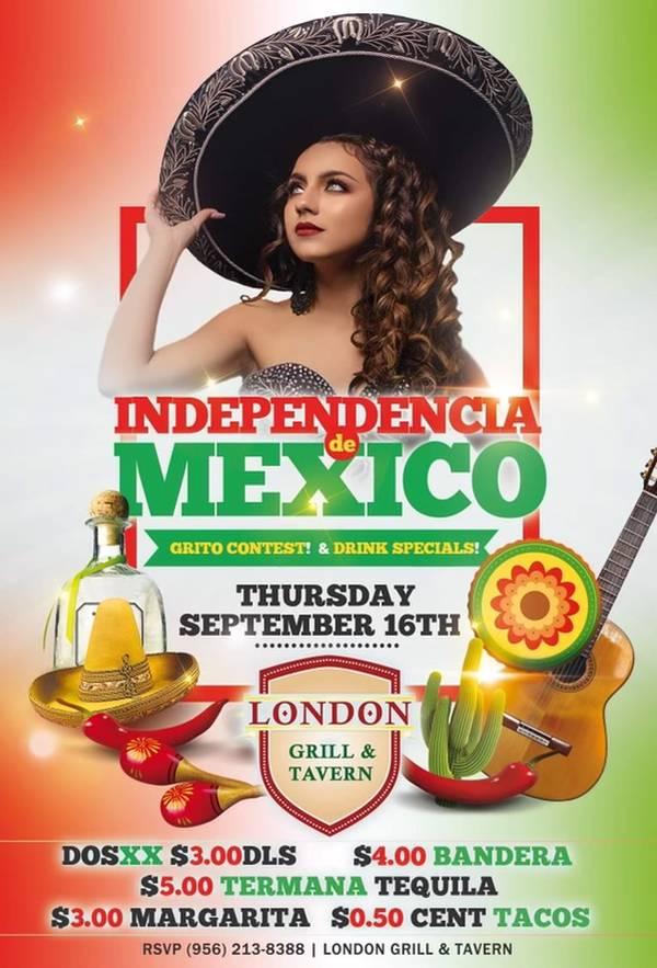 Independencia de Mex