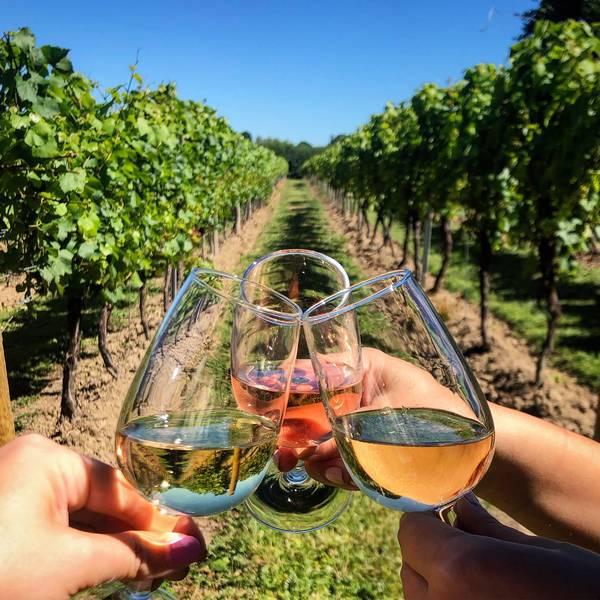 California 5-Course Wine Dinner