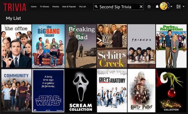 Scream Trivia