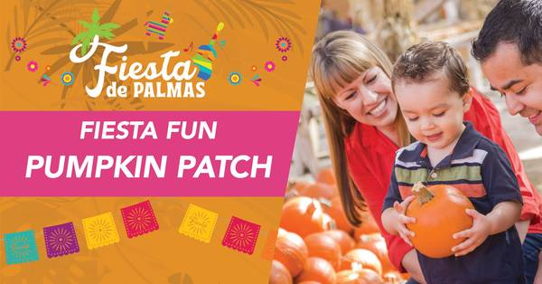 Fiesta de Palmas- Pumpkin Patch
