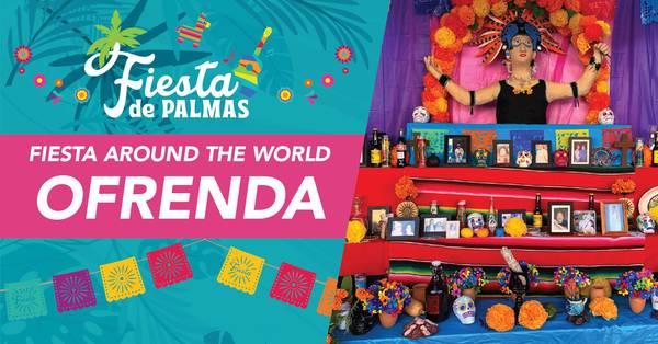 Fiesta de Palmas- Ofrenda