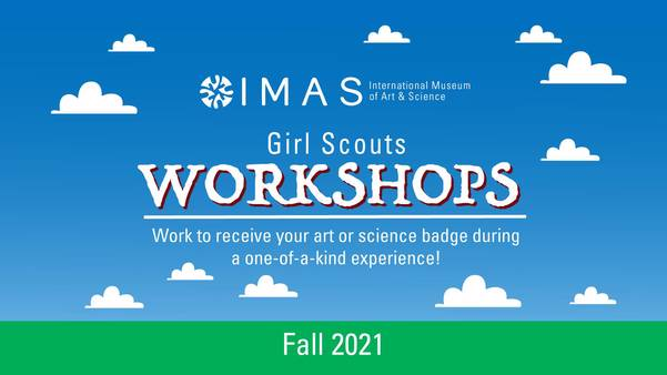 Cadette Girl Scouts: Space Science Researcher Workshop