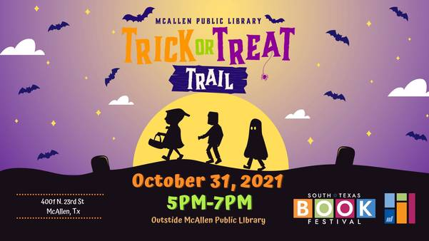 Trick or Treat Trail