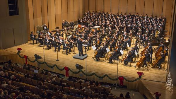Valley Symphony Orchestra - From The New World
